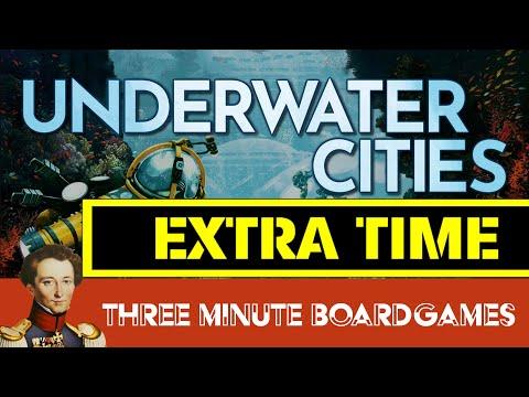 Underwater cities extra time