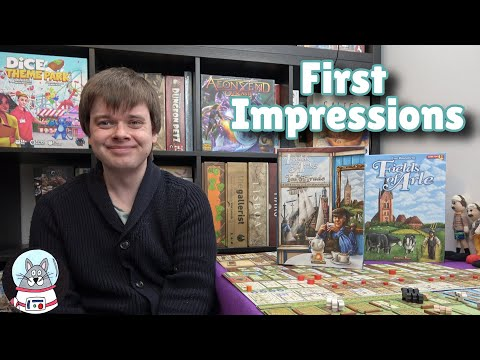 Fields of Arle: Tea and Trade | First Impressions