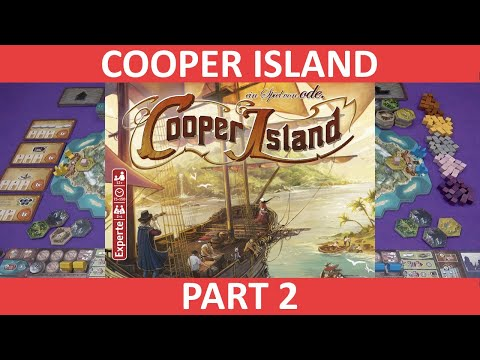 Cooper Island | Playthrough [Part 2] | slickerdrips