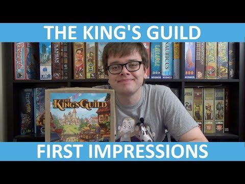 The King's Guild - First Impressions