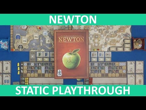 Newton - Playthrough (Static Camera) - slickerdrips