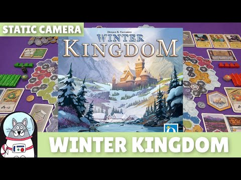 Winter Kingdom | Playthrough (Static Camera) | slicker drips