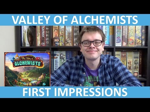 The Valley of Alchemists - First Impressions