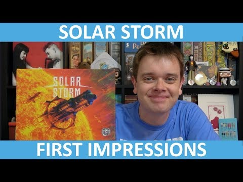 Solar Storm | First Impressions | slickerdrips