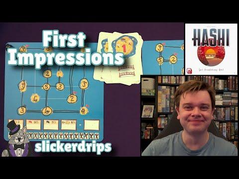 Hashi - First Impressions