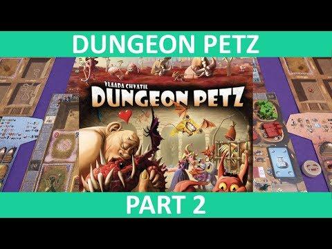 Dungeon Petz   Playthrough (Static Camera) [Part 2]   slickerdrips