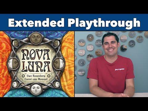 Nova Luna Extended Playthrough