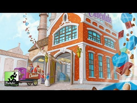 Chocolate Factory Final Thoughts