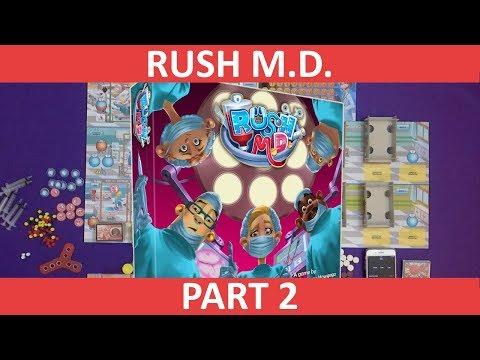 Rush M.D.   Playthrough [Part 2]   slickerdrips