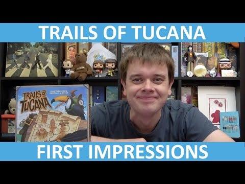 Trails of Tucana | First Impressions | slickerdrips