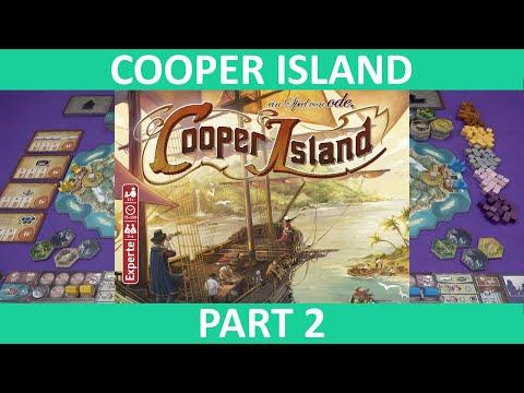 Cooper Island | Playthrough (Static Camera) [Part 2] | slickerdrips