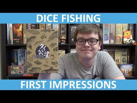 Dice Fishing - First Impressions - slickerdrips
