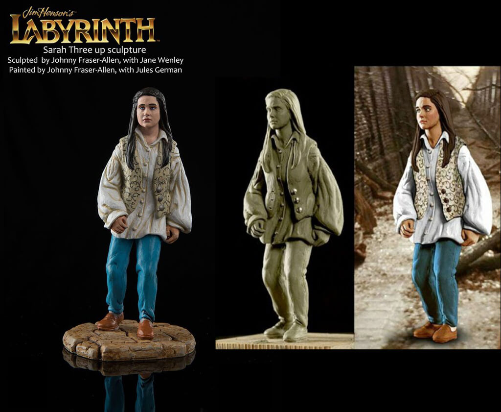 Enter Jim Henson's Labyrinth: The Board Game - BoardGame ... Labyrinth Movie Sarah