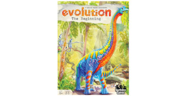 Evolution: The Beginning – In Stores this Month!