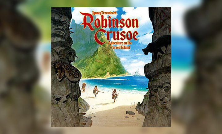 Robinson crusoe thesis
