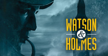 Watson & Holmes Is Now Available!
