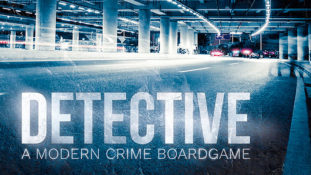 Detective: A Modern Crime Board Game Print n Play