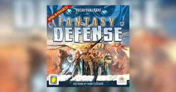 Fantasy Defense Live on Kickstarter