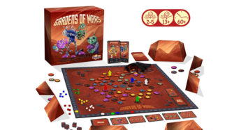Create the Greatest Gardens of Mars!