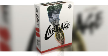 Carthage Running on Kickstarter