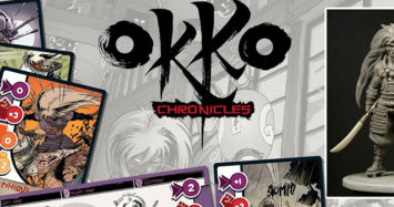 "OKKO Chronicles ""Page 1"""