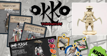 "OKKO Chronicles – ""Page 3"" Oni Kage"