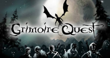 Grimoire Quest Funded on Kickstarter!