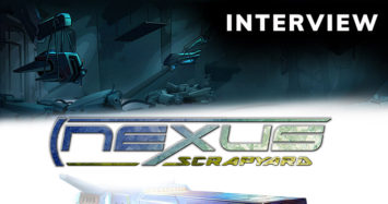Interview with the Designer of  Nexus: Scrapyard