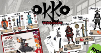 "OKKO CHRONICLES – ""PAGE 5"" EQUIPMENT"