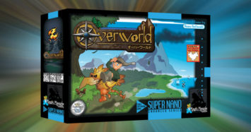 Overworld Now on Kickstarter!
