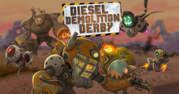 Diesel Demolition Derby – Now on Kickstarter!