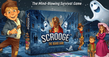 Scrooge: The Board Game