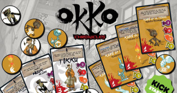 "OKKO CHRONICLES – ""PAGE 6"" FOLLOWERS AND KAMIS"