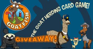 Goatfish Giveaway!