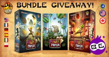 Fruit Ninja Bundle Giveaway!