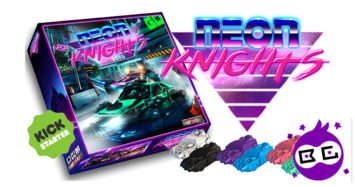 Neon Knights Giveaway!
