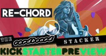 RE-CHORD – Kickstarter Preview!