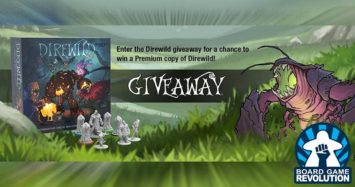 Direwild Giveaway by Board Game Revolution!