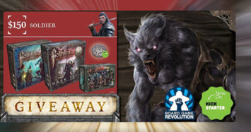 Folklore: The Affliction Giveaway by Board Game Revolution!