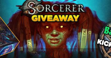 Sorcerer Overview and Giveaway by Board Game Revolution!