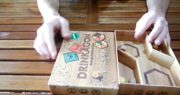 Drinkagon Unboxing