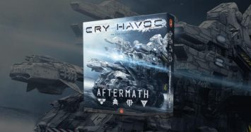 Cry Havoc Aftermath will be released on December 13th!