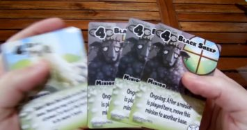 Unboxing Stories – Smash Up: Sheep faction