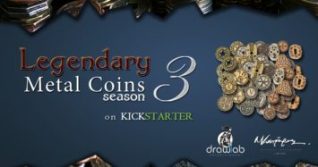 Legendary Metal Coins Season 3