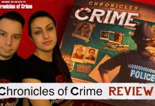 Chronicles of Crime Preview!