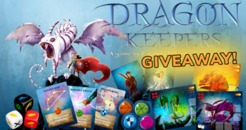 Dragon Keepers – Worldwide Kickstarter Giveaway!