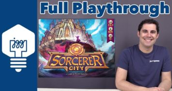 Sorcerer City Full Playthrough