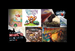 Upcoming Board Games on Kickstarter April 1-15, 2018