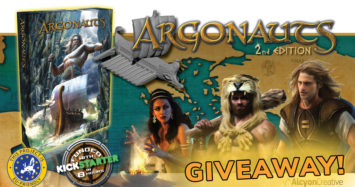 Argonauts: 2nd Edition Giveaway!