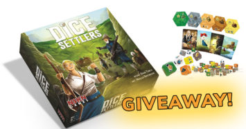 Dice Settlers Giveaway!